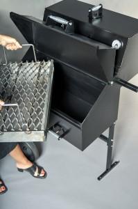 New Charcoal Box