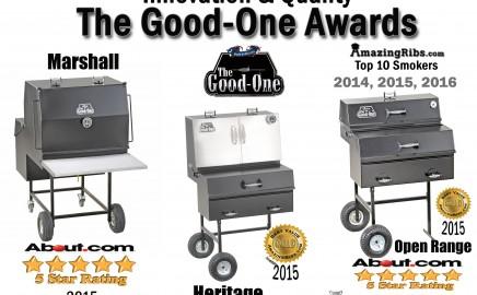 Good-One Awards!
