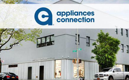 New Dealer! Appliances Connection